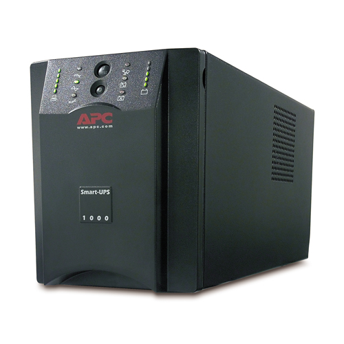 APC Smart UPS 1000VA, 670W, USB, Serial 230V (SUA1000I) - Used UPS