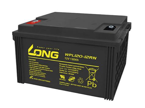 Bình ắc quy kín khí (AGM VRLA) Long 12V-120Ah (WPL120-12RN)