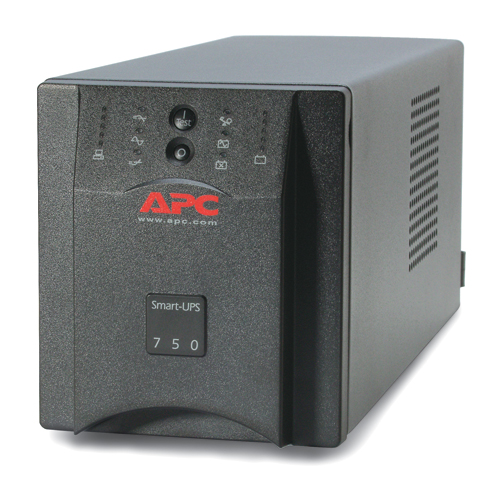 APC Smart-UPS 750VA USB & Serial 230V (SUA750I)